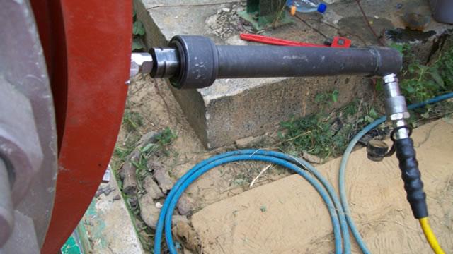 Under Pressure Leak Repair